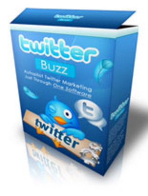 Product picture Twitter Buzz Software