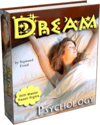 Product picture Dream Psychology from Dr. Sigmund Freud
